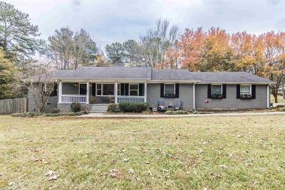 Marietta Single Family Home New: 750 McBurnette Rd