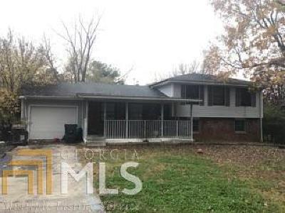 Ellenwood Single Family Home New: 5807 Cobbrook