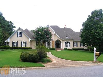 Coweta County Single Family Home For Sale: 95 Golfview Club Dr