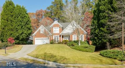 Powder Springs Single Family Home For Sale: 4502 Verdant Woods Ct