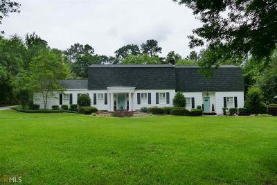 Statesboro Single Family Home For Sale: 14 Fairway Dr