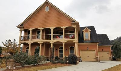 Loganville Single Family Home New: 674 Crystal Cove Ct