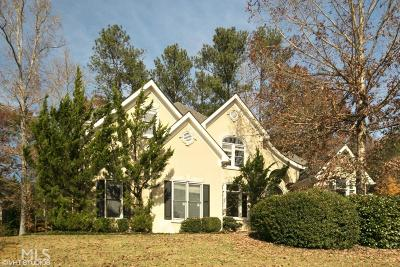 Roswell Single Family Home New: 3025 Bluffton Way