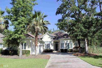 St. Marys Single Family Home For Sale: 105 The Strand