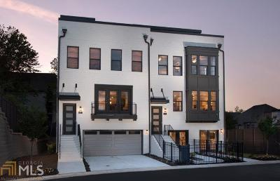 Atlanta Condo/Townhouse Under Contract: 893 Stone Crest Rd