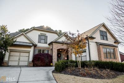 Dallas Single Family Home For Sale: 203 Misty Hill Trl