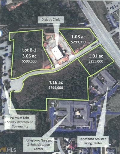 Jonesboro Residential Lots & Land For Sale: Highway 138