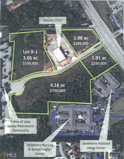 Jonesboro Residential Lots & Land For Sale: Summit Business