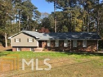 Fulton County Single Family Home For Sale: 5970 Red Oak Rd