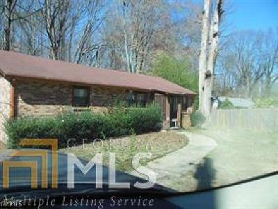 Atlanta Single Family Home New: 322 Argus Cir
