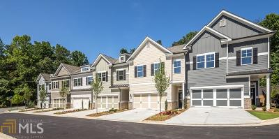 Sandy Springs Condo/Townhouse For Sale: 5718 Lake Forrest Dr #Lot #2