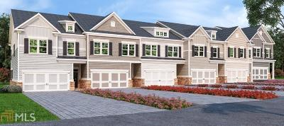 Sandy Springs Condo/Townhouse For Sale: 5720 Lake Forrest Dr #Lot #3