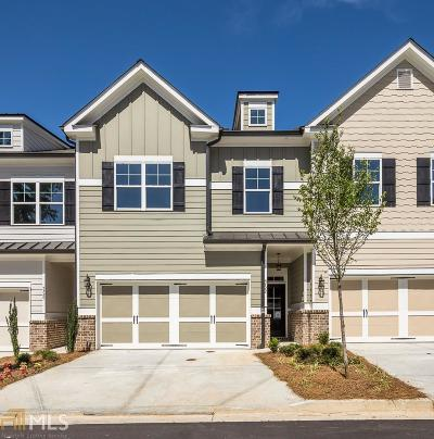Sandy Springs Condo/Townhouse For Sale: 5722 Lake Forrest Dr #Lot #4