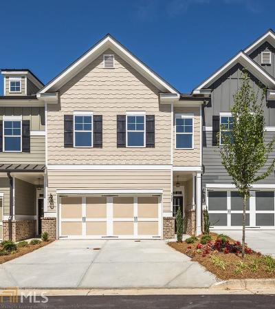 Sandy Springs Condo/Townhouse For Sale: 5724 Lake Forrest Dr #Lot #5