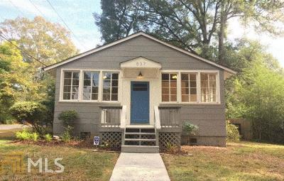 Scottdale Single Family Home For Sale: 537 Hempstead St