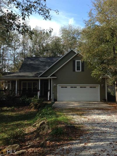 Elbert County, Franklin County, Hart County Single Family Home For Sale: 595 Jud Cole Rd