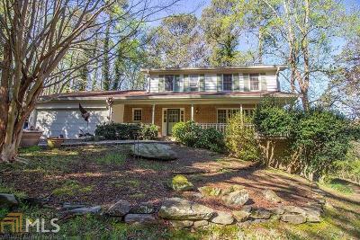 Marietta Single Family Home New: 1427 Woodwind Ct