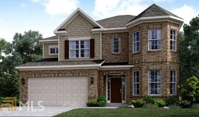 Snellville Single Family Home New: 7889 Nolan Trl #95