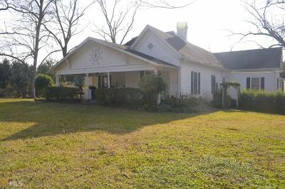 Jasper County Single Family Home For Sale: 1305 Post Rd