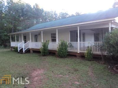 Senoia Single Family Home Under Contract: 1250 Stallings