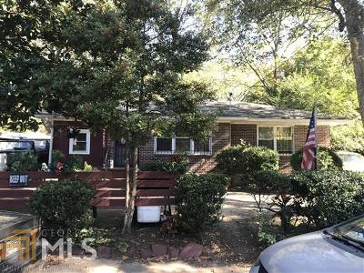 Lithonia Single Family Home New: 2650 Johnson