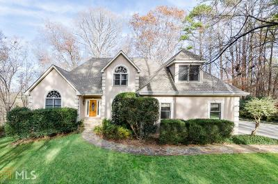 Cumming Single Family Home For Sale: 5115 Ascot Dr