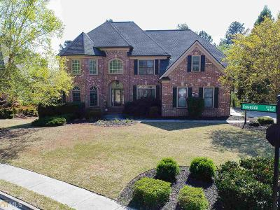 Dacula Single Family Home For Sale: 3503 Glen Mist Pl
