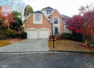 DeKalb County Single Family Home New: 1483 N Springs Dr