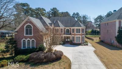 Stone Mountain Single Family Home Under Contract: 5552 Jordan Rd