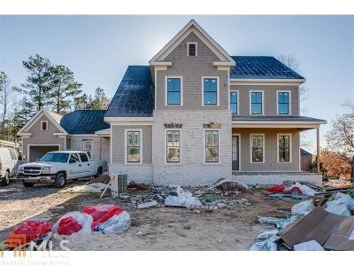 Cumming Single Family Home For Sale: 4120 Kaye Court Ln