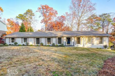 DeKalb County Single Family Home New: 1961 Starfire Dr