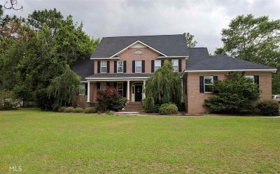 Statesboro Single Family Home New: 704 Anna Way