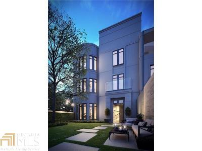 Mandarin Oriental Condo/Townhouse For Sale: 3376 Peachtree #Maisonet