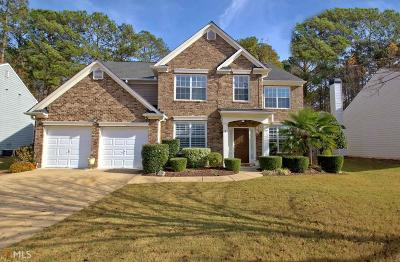Peachtree City Single Family Home New: 208 Amelia Ln