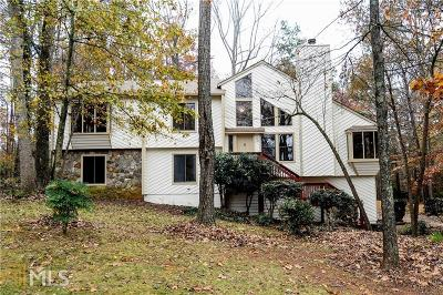 Snellville Single Family Home Under Contract: 4350 Iris Brooke Ln