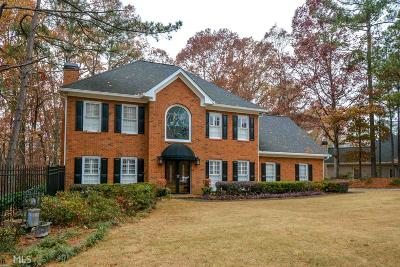 Atlanta Single Family Home New: 4610 Guilford Forest Dr