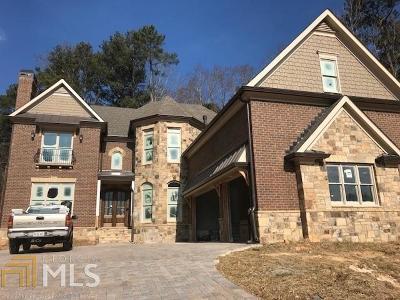 Marietta Single Family Home For Sale: 2569 Winter Haven Ln