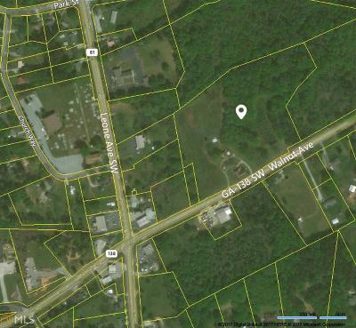 Covington Commercial For Sale: 1750 Georgia 138 Hwy
