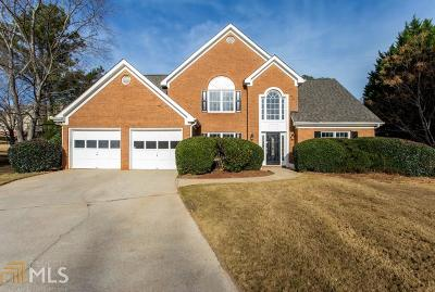 Alpharetta GA Single Family Home For Sale: $389,000