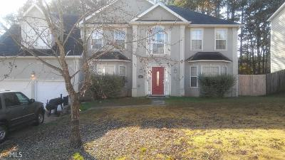 Lithonia Single Family Home New: 6087 Waterton Dr