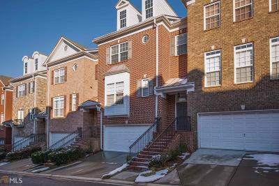 Smyrna Condo/Townhouse New: 214 Aldridge Pl