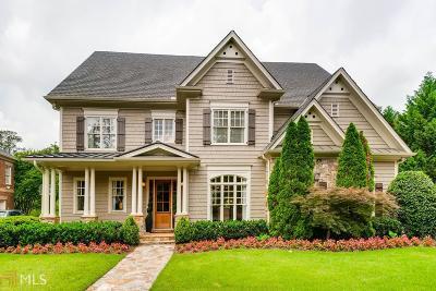 Atlanta Single Family Home New: 160 Trimble Crest Dr
