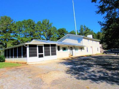 Hiram Single Family Home New: 6655 Ridge Rd