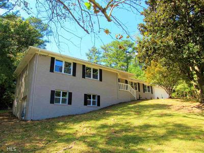 MABLETON Single Family Home New: 4968 Millen Dr