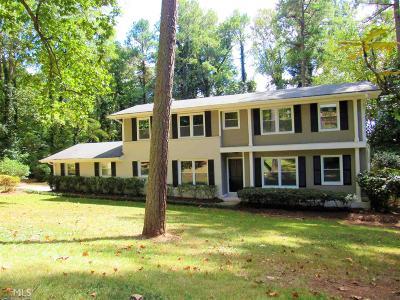 Marietta Single Family Home New: 365 Redwood Dr