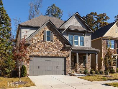 Locust Grove Single Family Home New: 1115 Pebble Creek Ln #37