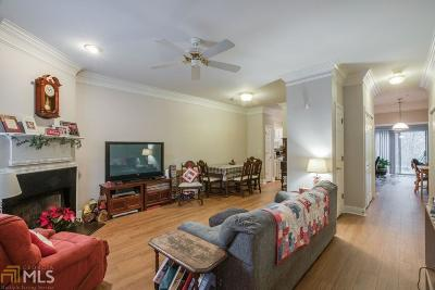 Alpharetta Single Family Home New: 3990 Camden Way