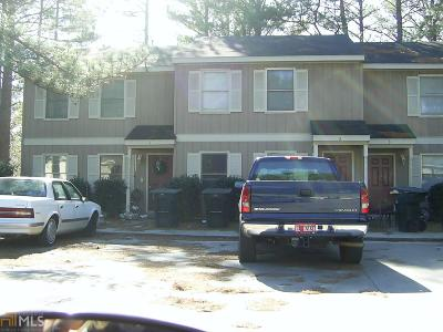 Statesboro Condo/Townhouse For Sale: 30 University Acres #1-3