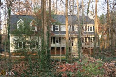 Dawson County, Forsyth County, Gwinnett County, Hall County, Lumpkin County Single Family Home New: 4955 Puritan Dr