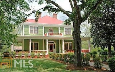 Rutledge Single Family Home New: 171 Fairplay